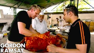 Gordon Ramsay's Top 5 Indian Dishes