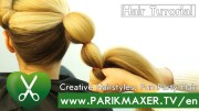 creative hairstyles fun party