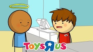 Stealing From Toys R Us