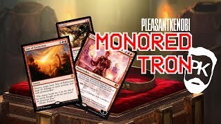 Mono Red Tron Ixalan Update - Budget Modern MTG - Star of Extinction Tron Gameplay