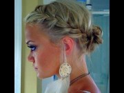 hot celebrity trend braided hairstyles