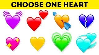 MAKE YOUR CHOICE AND SEE WHAT IT REVEALS ABOUT YOU! MIXED PERSONALITY TESTS