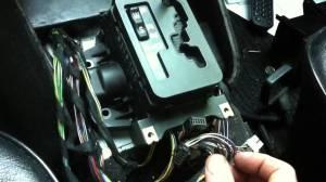 Mercedes Benz automatic transmission shifter shaft bushing W202  YouTube