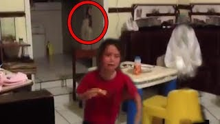 Ghosts Caught On Camera? 5 Scary