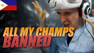 ALL MY CHAMPIONS ARE BANNED - Cowsep