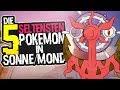 Die 5 Seltensten Pokemon In Sonne & Mond Bekommen !! | Wo Ihr Sie Findet ! | Pokemon Sonne & Mond