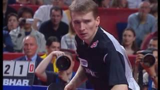Table Tennis - Attack (SCHLAGER) Vs Defense (JOO SE HYUK) LXVIII !