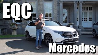 Mercedes EQC fully-electric   how fast can it get from 0-100kph in the real world?