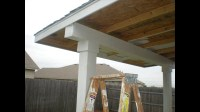 How to build a patio cover. pt 2 (Must see edition) - YouTube