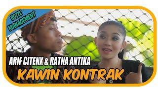 Arif Citenx & Ratna Antika - Kawin Kontrak [ OFFICIAL KARAOKE MUSIC ]