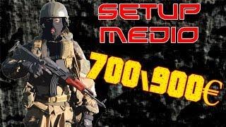 GUIDA Softair #3 - Setup medio completo per qualsiasi giocata fino a 6 ore 700-900€ MAX