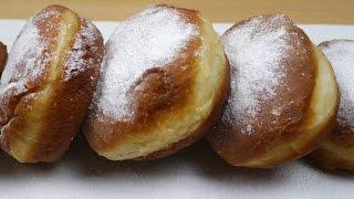 Krofne me sheqer pluhur