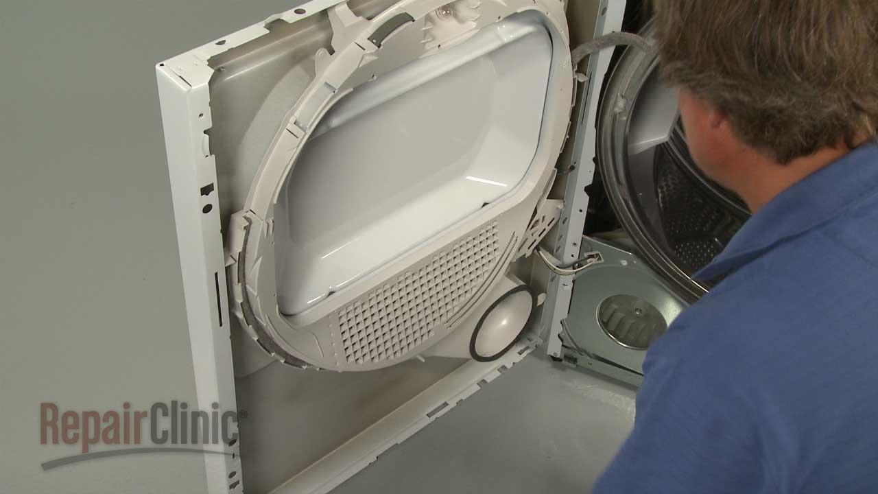 Ge Dryer Wiring Diagram Dryer Front Bulkhead Replacement Ge Dryer Repair Part