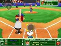 Backyard Baseball 2003 Gameplay
