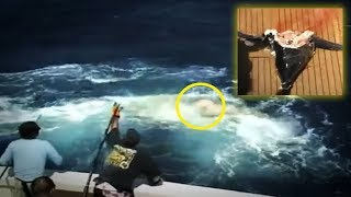 5 Unbelievable Fishing Moments Caught On Camera & Spotted In Real Life!