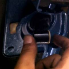 1996 Toyota Tacoma Parts Diagram 2002 Ford F350 Wiring Shifter Bushing Replacement - Youtube