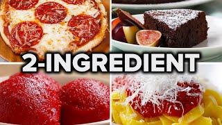5 Easy 2-Ingredient Recipes