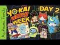 YO-KAI WATCH WEEK DAY 2! Yo-Kai Watch Movie 2015 Toys Japan My Kawaii Family
