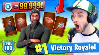 *NEW* MOST EXPENSIVE LOAD-OUT in Fortnite: Battle Royale!