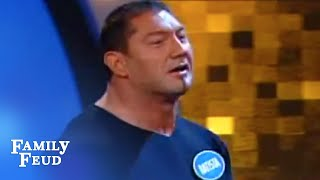 Family Feud WWE Special | Family Feud