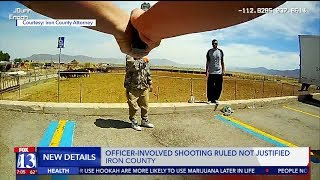 of officer-involved shooting released (WARNING: May be considered disturbing)