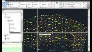 Civil 3D Surface Creation
