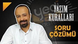 Yazım Kuralları - SORU ÇÖZÜMÜ / ″YKS-KPSS″, Önder Hoca