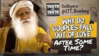Why do Couples Fall Out of Love After Some Time? #UnplugWithSadhguru