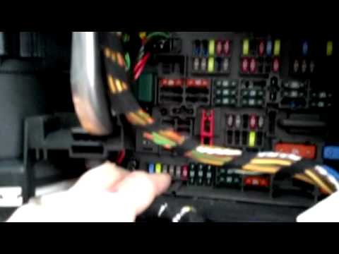 2011 Bmw Z3 Fuse Box Bmw Fuse Panel Wiper Relay Junction Box Electronics Dash