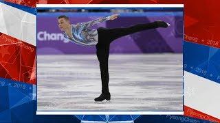 US figure skater makes history at Winter Olympics