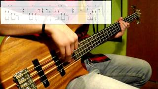 Bob Marley - Concrete Jungle (Bass Cover) (Play Along Tabs In )