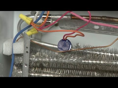 Refrigerator Defrost Thermostat Replacement Ge