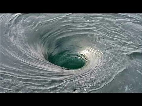 REAL OCEAN WHIRLPOOL  YouTube