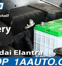 how to install replace change battery 2001 06 hyundai 2007 hyundai tiburon gt specs 2008 tiburon 2007 tiburon fuse diagram  [ 1280 x 720 Pixel ]