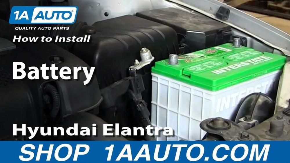 medium resolution of how to install replace change battery 2001 06 hyundai 2007 hyundai tiburon gt specs 2008 tiburon 2007 tiburon fuse diagram