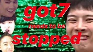 this will make you fall in love with got7