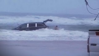 Kids Screamed as Mom Drove Van into Ocean, Rescuers Say | Nightline | ABC News