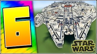 6 Incredible Star Wars Builds in Minecraft