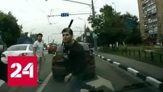 На дорогах Москвы появились ″каратели″