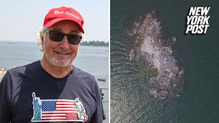 Why This Guy Paid $176K for Rat Island, New York's Smallest Piece of Land | New York Post