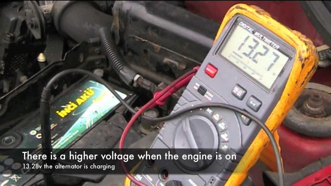 105 John Deere Wiring Schematic Renault Clio Alternator Repair Youtube