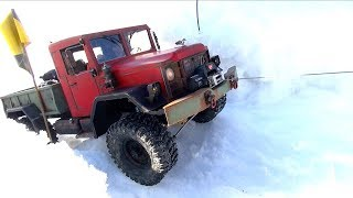RC ADVENTURES - RUDE BOYZ ULTiMATE SCALE CHALLENGE (USC) - WiNTER TRUCK EVENT - PART 1