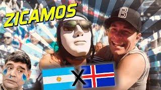 ZICAMOS A ARGENTINA!