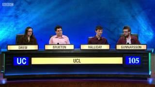 University Challenge S44E11 Exeter vs UCL
