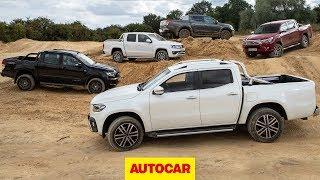 What's the best 4x4 pickup truck?   2019 MEGATEST   Autocar