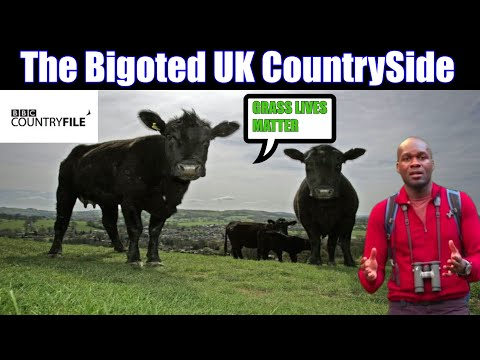 BBC CountryFile & The Discriminating British Countryside