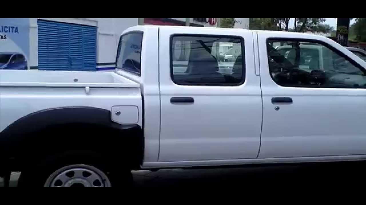 Preciosa Nissan Np300 Doble Cabina Auto Ral Financiamiento