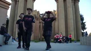 (TAT) The Art of Teknique Palace of fine arts SF Part 3