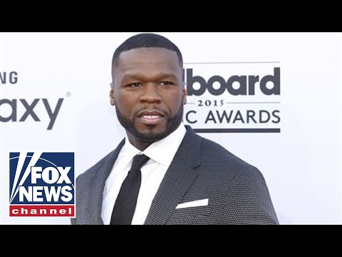 Rapper 50 Cent endorses Trump after seeing Democrats' tax plan