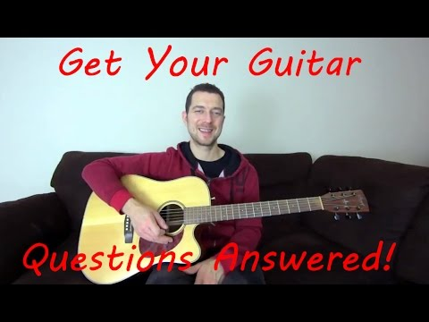 Send me your guitar questions and let me help - Question #1 How to play b flat on guitar?
